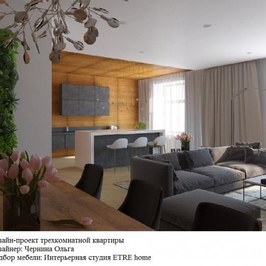 ЖК Васильевский квартал, отделка под ключ